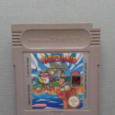 Videojogos e Consolas: JUEGO NINTENDO GAME BOY WARIO LAND SUPER MARIO LAND 3 SOLO CARTUCHO PAL ESPAÑA R9938. Lote 193254826