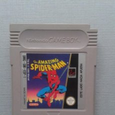 Videojogos e Consolas: JUEGO NINTENDO GAME BOY THE AMAZING SPIDER MAN SOLO CARTUCHO PAL ESPAÑA R9940. Lote 193255170