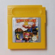 Videojuegos y Consolas: DONKEY KONG LAND III 3 - NINTENDO GAME BOY. Lote 257417120