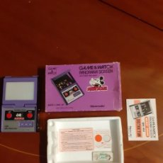 Videojuegos y Consolas: NINTENDO PANORAMA MICKEY MOUSE 1984 GAME WATCH. Lote 194138658