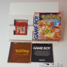 Videojuegos y Consolas: POKEMON ROJO GAME BOY. Lote 194206702