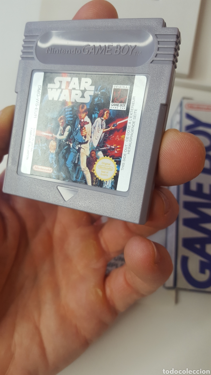 Videojuegos y Consolas: Star wars game boy - Foto 3 - 194208218