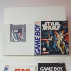 Videojuegos y Consolas: STAR WARS GAME BOY. Lote 194208218