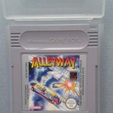 Videojuegos y Consolas: JUEGO NINTENDO GAME BOY ALLEYWAY CARTUCHO + FUNDA PAL R9957. Lote 194367198