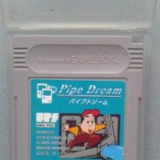 Videojuegos y Consolas: JUEGO NINTENDO GAME BOY PIPE DREAM CARTUCHO + FUNDA PAL R9958. Lote 194367320