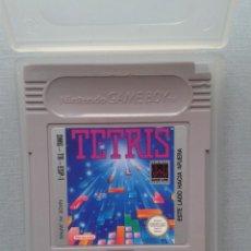 Videojogos e Consolas: JUEGO NINTENDO GAME BOY TETRIS CARTUCHO + FUNDA PAL ESPAÑA R9959. Lote 194367447