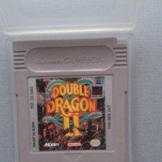 Videojuegos y Consolas: JUEGO NINTENDO GAME BOY DOUBLE DRAGON II CARTUCHO + FUNDA PAL R9962. Lote 194367906
