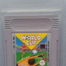 Videojuegos y Consolas: JUEGO NINTENDO GAME BOY WORLD CUP CARTUCHO + FUNDA PAL ESPAÑA R9963. Lote 194367997