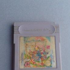 Videojuegos y Consolas: JUEGO NINTENDO GAMEBOY SUPER MARIO WORLD 2 6 GOLDEN COINS SOLO CARTUCHO PAL R10010. Lote 194704095