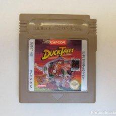 Videojuegos y Consolas: JUEGO DUCK TALES PARA GAME BOY. Lote 194872796