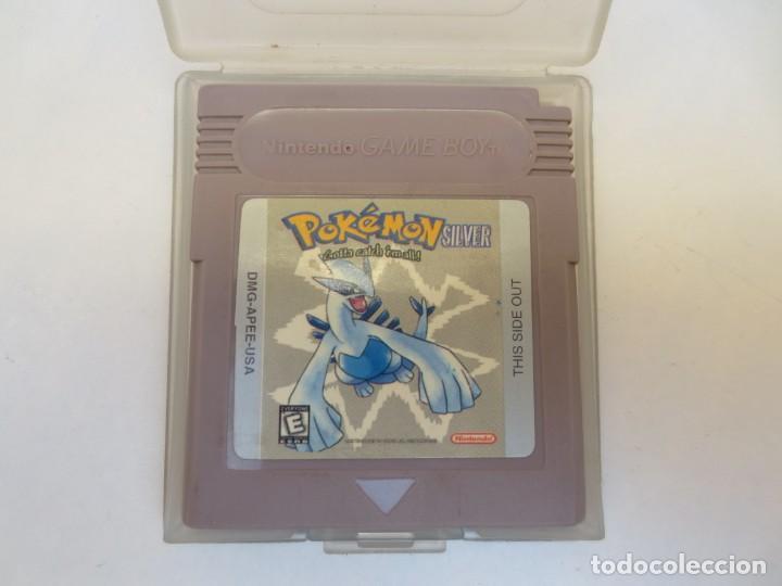 JUEGO POKEMON EDICION PLATA PARA GAME BOY (Juguetes - Videojuegos y Consolas - Nintendo - GameBoy)