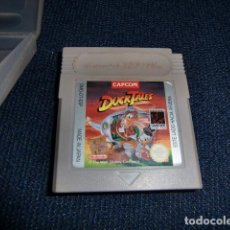 Videojuegos y Consolas: GAMEBOY, GAME BOY,CARTUCHO ,CAPCOM,DUCKTALES,DUCK TALES. Lote 194993575