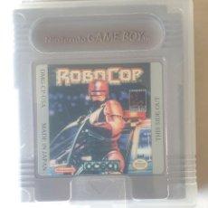 Videojuegos y Consolas: ROBOCOP GAME BOY CON CAJA. Lote 195056040