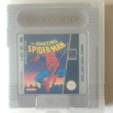 Videojuegos y Consolas: THE AMAZING SPIDER MAN GAME BOY CON CAJA. Lote 195056156