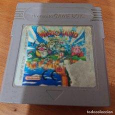 Videojuegos y Consolas: WARIO LAND SUPER MARIO LAND 3 GAME BOY CARTUCHO. Lote 195390372