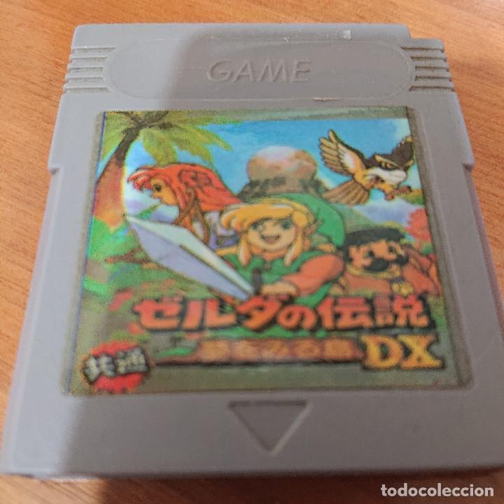 LA LEYENDA DE ZELDA JAPONES GAME BOY CARTUCHO (Juguetes - Videojuegos y Consolas - Nintendo - GameBoy)