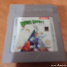 Videojuegos y Consolas: BUGS BUNNY CRAZY CASTLE GAME BOY CARTUCHO. Lote 195396820