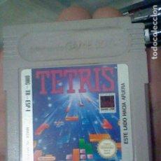 Videojuegos y Consolas: TETRIS NINTENDO GAME BOY GB FUNCIONANDO 23A. Lote 195405516