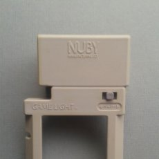 Videojuegos y Consolas: NINTENDO GAME BOY DMG-01 GAME LIGHT NUBY FUNCIONANDO CON LUZ R10135. Lote 195472387