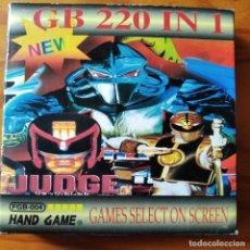 Videojuegos y Consolas: 220 IN 1 - NUEVO EN CAJA- GAME BOY VIDEOJUEGO - KILLER INSTICT, CASTLEVANIA, POWER RANGERS, MARIO.... Lote 195993185