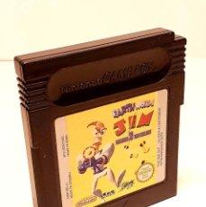 Videojuegos y Consolas: JUEGO NINTENDO GAME BOY *** EARTH JIM. Lote 196384698
