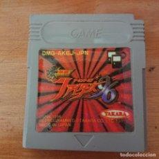 Videojuegos y Consolas: KING OF FIGHTER 96 TAKARA JAPON GAME BOY CARTUCHO. Lote 196885941