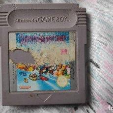 Videojuegos y Consolas: JUEGO NINTENDO GAME BOY SUPER MARIO LAND. Lote 197288431