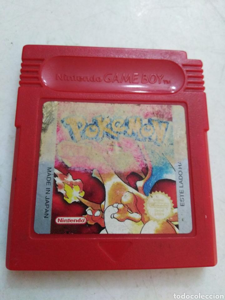 NINTENDO GAME BOY POKEMON ( COLORADO ) (Juguetes - Videojuegos y Consolas - Nintendo - GameBoy)