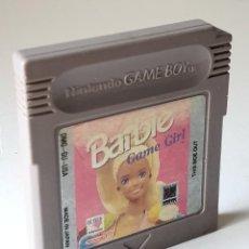 Videojuegos y Consolas: BARBIE GAME GIRL*** JUEGO NINTENDO GAME BOY . Lote 198722200