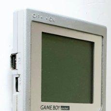 Videojuegos y Consolas: CONSOLA GAME BOY PLATEADA. Lote 198725273