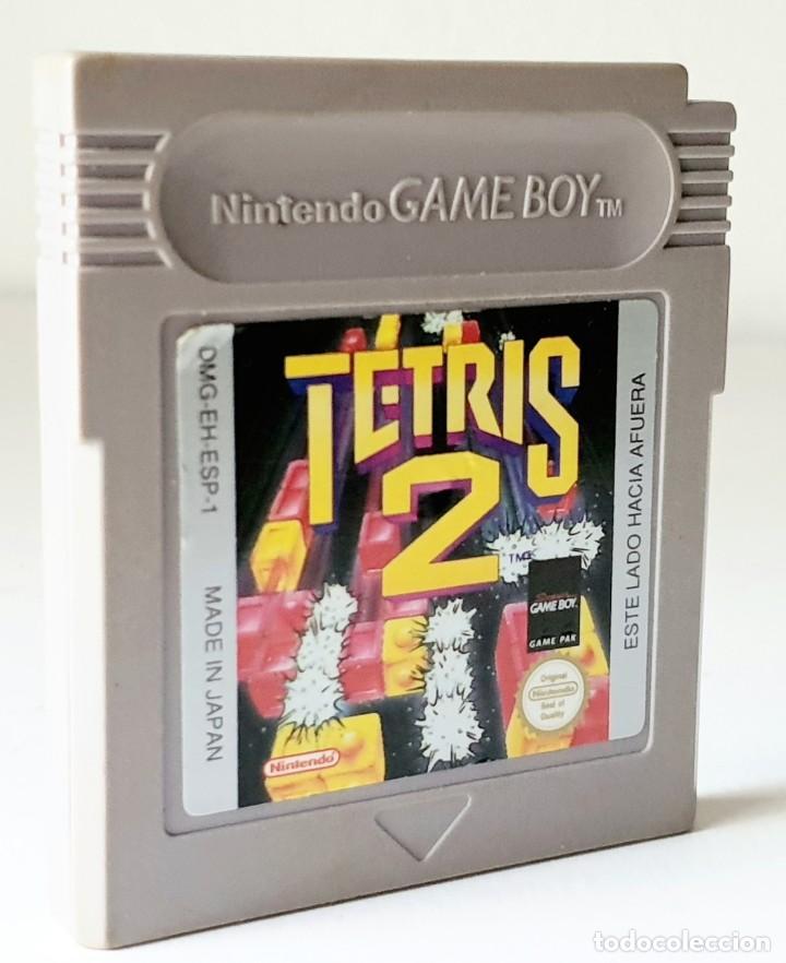 TETRIS 2 *** JUEGO NINTENDO GAME BOY (Juguetes - Videojuegos y Consolas - Nintendo - GameBoy)