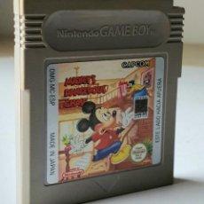 Videojuegos y Consolas: MICKEY DANGEROUS CHASE *** JUEGO GAME BOY. Lote 198813471