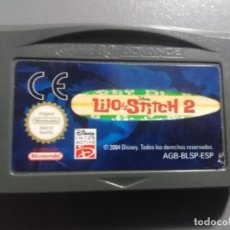 Videojuegos y Consolas: DISNEYS LILO & STITCH 2 CART ONLY - GENUINE NINTENDO GAME BOY ADVANCE GBA. Lote 199088463