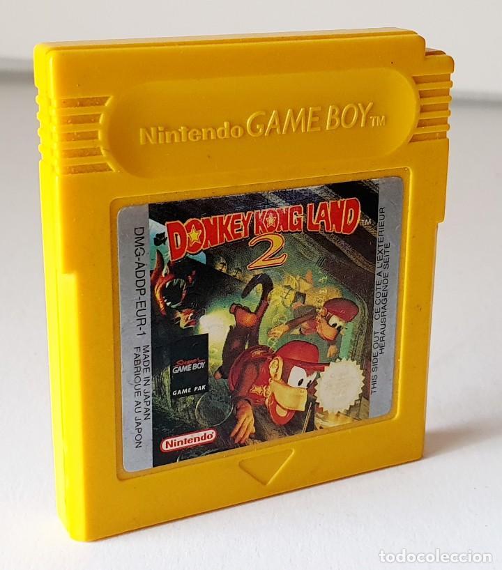 DONKEY KONG LAND 2 (Juguetes - Videojuegos y Consolas - Nintendo - GameBoy)
