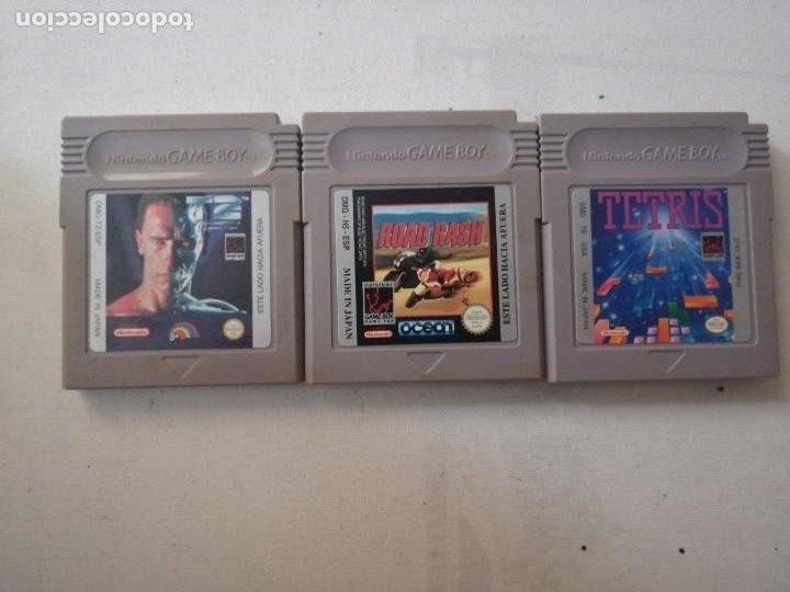 Videojuegos y Consolas: 5 JUEGOS DE GAMEBOY. - Foto 2 - 199529312