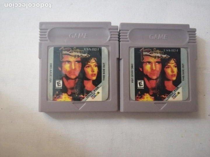 Videojuegos y Consolas: 5 JUEGOS DE GAMEBOY. - Foto 4 - 199529312