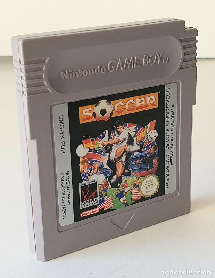 JUEGO NINTENDO GAME BOY SOCCER (Juguetes - Videojuegos y Consolas - Nintendo - GameBoy)