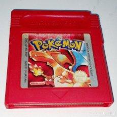 Videojuegos y Consolas: JUEGO NINTENDO GAME BOY POKEMON ROJO. Lote 199736915