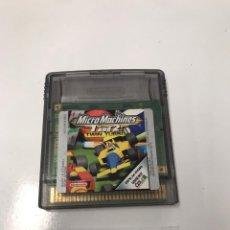 Videojuegos y Consolas: JUEGO MICRO MACHINES. Lote 199948215