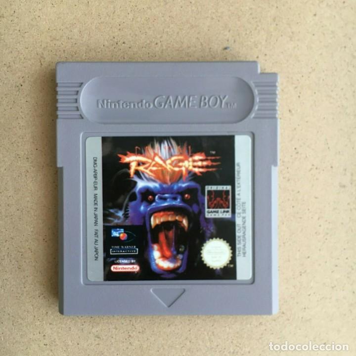 JUEGO GAMEBOY ORIGINAL - PRIMAL RAGE - PAL EUR GAME BOY (Juguetes - Videojuegos y Consolas - Nintendo - GameBoy)
