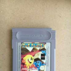 Videojuegos y Consolas: JUEGO GAMEBOY ORIGINAL - PAC PANIC (PACMAN) - PAL EUR GAME BOY NINTENDO. Lote 202679403