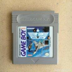 Videojuegos y Consolas: JUEGO GAMEBOY ORIGINAL - TOP GUN - VERSION USA GAME BOY NINTENDO. Lote 202679531
