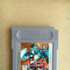 Videojuegos y Consolas: JUEGO GAMEBOY ORIGINAL - KILLER INSTINCT - VERSION USA GAME BOY NINTENDO. Lote 202680647