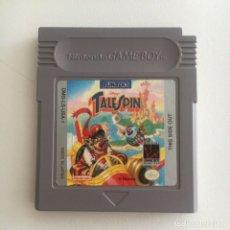 Videojuegos y Consolas: JUEGO GAMEBOY ORIGINAL - DISNEY TALESPIN - VERSION USA GAME BOY NINTENDO. Lote 202680867