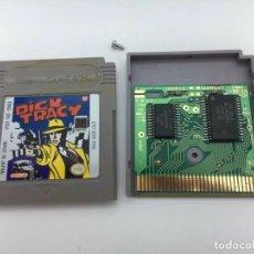 Videojuegos y Consolas: JUEGO GAMEBOY ORIGINAL - DICK TRACY - VERSION USA GAME BOY NINTENDO. Lote 202680940
