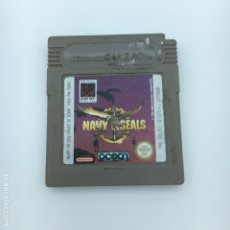 Videojuegos y Consolas: JUEGO GAMEBOY ORIGINAL - NAVY SEALS - PAL FAH GAME BOY NINTENDO. Lote 202682197