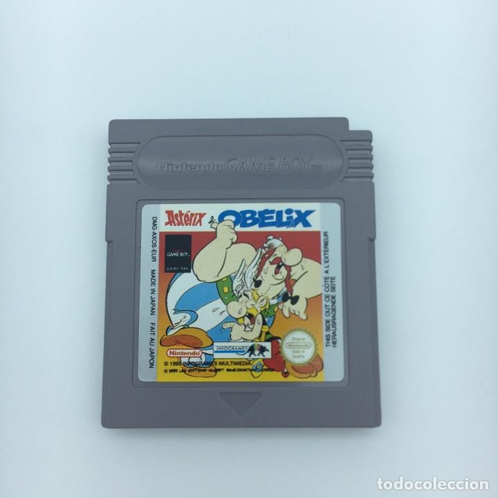 JUEGO GAMEBOY ORIGINAL - ASTERIX & OBELIX - PAL EUR GAME BOY NINTENDO (Juguetes - Videojuegos y Consolas - Nintendo - GameBoy)