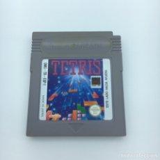 Videojuegos y Consolas: JUEGO GAMEBOY ORIGINAL - TETRIS - PAL ESPAÑA GAME BOY NINTENDO. Lote 202682748