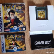 Videojuegos y Consolas: GAME BOY,HARRY POTTER Y LA CAMARA SECRETA. Lote 203184060