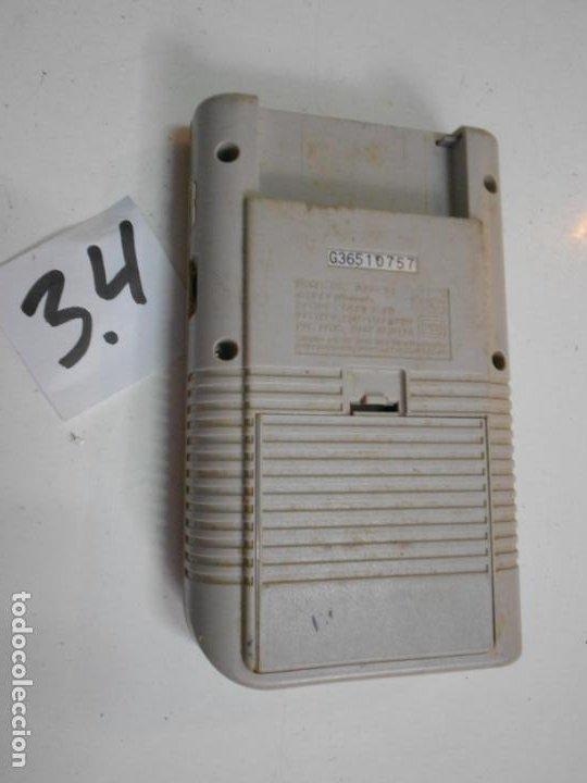 Videojuegos y Consolas: ANTIGUA CONSOLA GAMEBOY - Foto 2 - 203456100